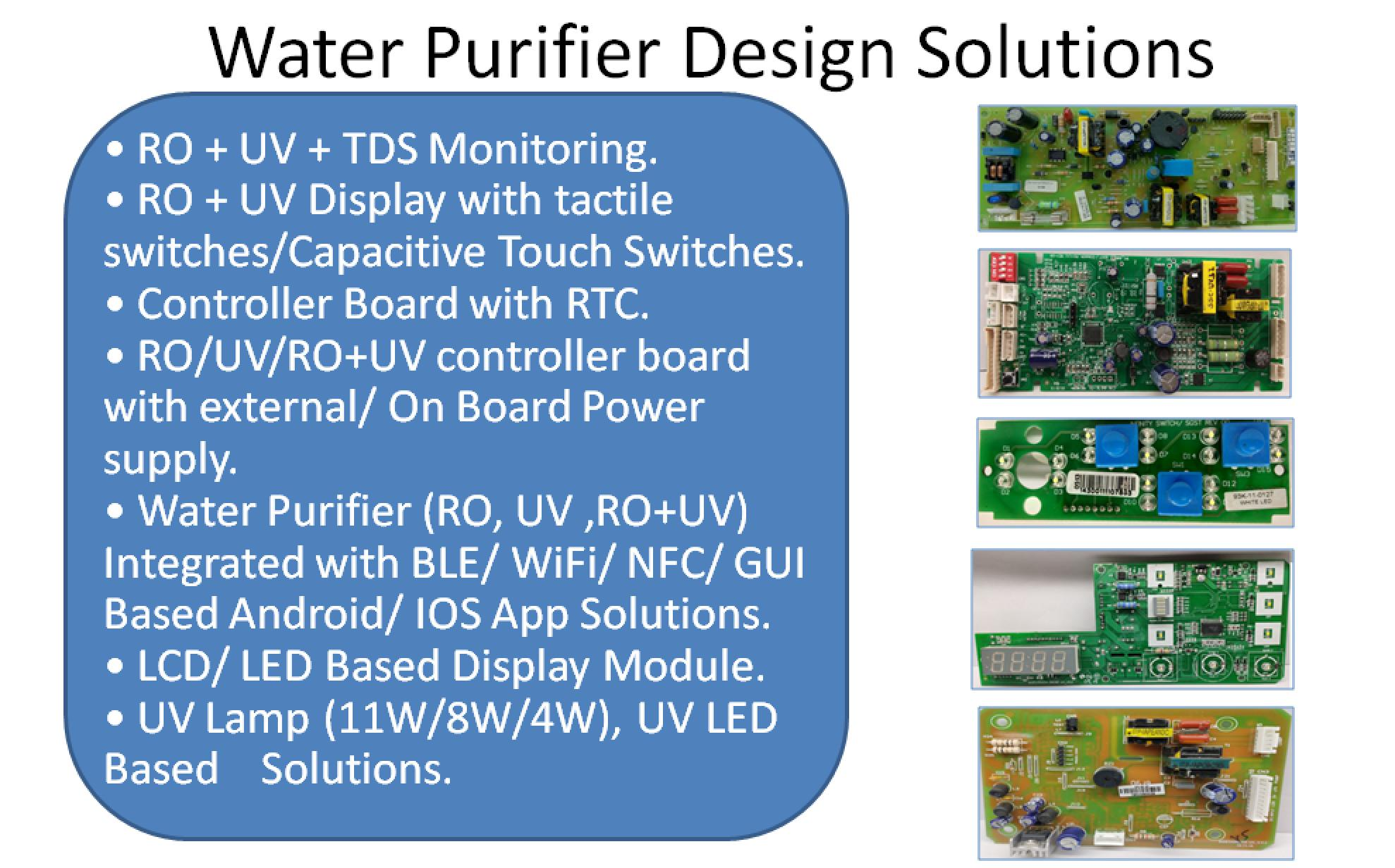 Water Purifier PCB Assembly